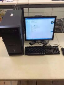 Windows 7 desktop PC good condition £50 collect in store West Bromwich B70 8EX good offer!