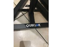 Quiklok BS/300 Speaker/Monitor Stands (Pair)