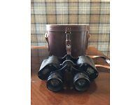 Rare E. Leitz Wetzlar BINUXIT 8X30 binoculars