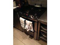 Zanussi gas oven