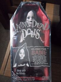 Living Dead Doll - Celebrating Sadie - 13th Anniversary edition.