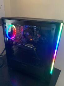 Gaming computer! Only few month.