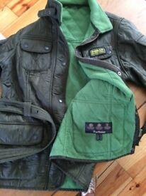 Women's genuine Barbour coat jacket 14