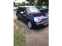 ONO mini cooper not cooper s2005 new clutch new exhaust IMMACULATE
