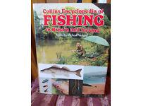 Fishing books.