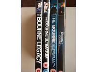 Jason Bourne films