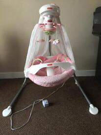 Fisher-price cradle swing