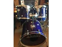 Premier artist series drum kit