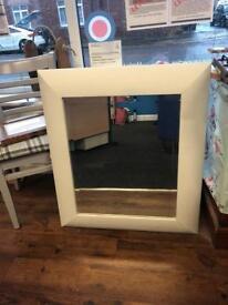Mirror ( 900 mm x 700mm approx)
