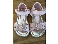 MotherCare Infant size 4 sandals
