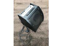Electronic drum amp