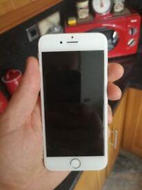 Unlocked iPhone 6b 16gb