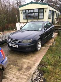 Saab 9-3 breaking for spares