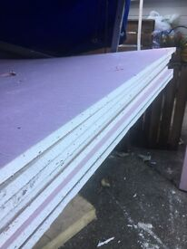Plasterboards for sale