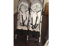 Doable babe pushchair