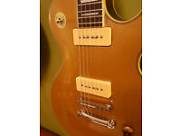 Hohner Professional L90 Gold Top Les Paul P90's 1990's swap trade sell