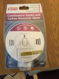 Brand New Kidde Combination Smoke and Carbon Monoxide Alarm