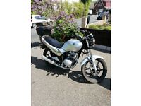 Sym 125 bike low mileage