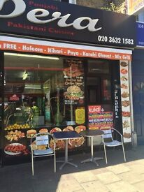 Running Restaurant (Business) for sale in High Road Leyton