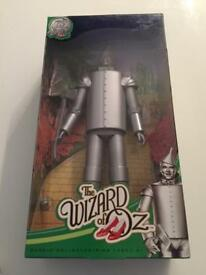 2013 The Wizard of Oz Tin Man Barbie Collector Pink Label Mattel BRAND NEW IN BOX