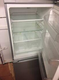 Beko silver fridge frezer