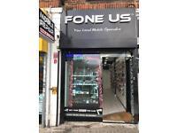 MOBILE PHONE SHOP For sale in Preston Road!