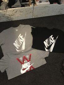 3 Nike XL t-shirts
