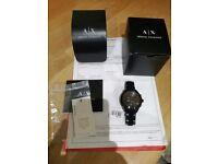 Armani exchange watch brand new.