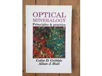 Optical mineralogy textbook