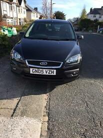 Ford Focus Zetec (climate pack edition)