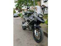 Bmw gs1200 adventure only 14k milages