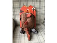 Little life Dinosaur toddler backpack with rein