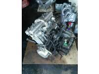 Yamaha engine
