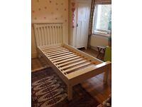 Hastings Ivory Children's Bed