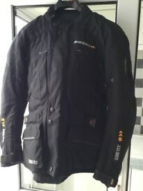 Bikers full set cordura/gortex suit ..excellent condition