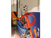 Xbox one s 500gb + Forza Horizon 3 + Hot Wheels DLC Brand new in box sealed