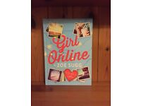 Girl online (HARDBACK EDITION) - first book by Zoe Sugg (zoella) BRAND NEW, never read.