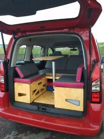 Citroen, BERLINGO MULTISPACE, MPV, 2013, Manual, 1560 (cc), 5 doors