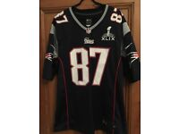 New England Patriots Jersey limited edition 49th Super Bowl winning jersey