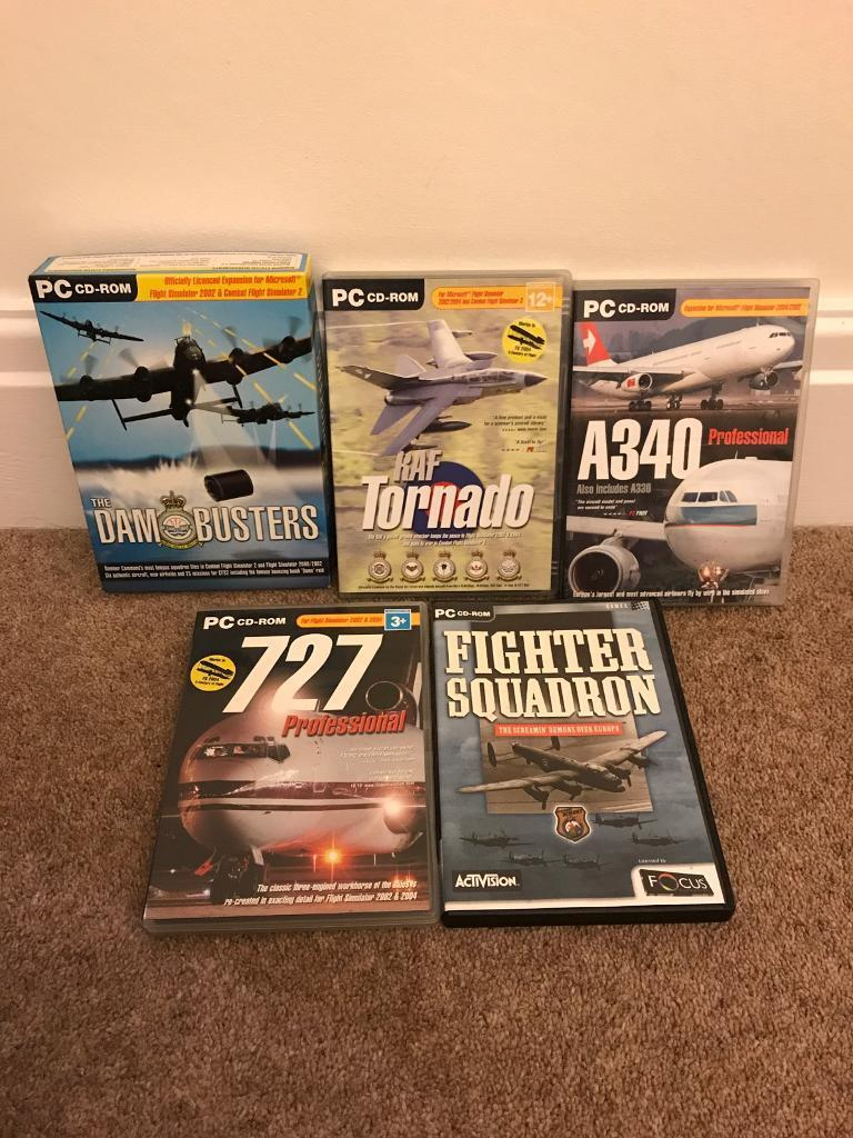 PC Flight Simulator games | in Liverpool, Merseyside | Gumtree