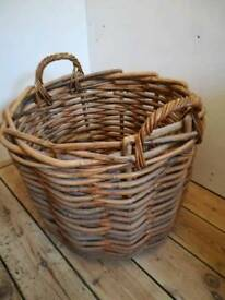 Large Firewood Basket