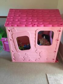 Pink Meadow House
