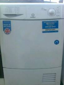 Condenser dryer, 8kg indesit