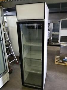Refrigerateur / Frigo 1 Porte Vitree Commercial Glass Door Refrigerator / Fridge