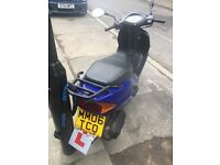 HONDA DYLAN 125cc (for use or parts) £300 *BARGAIN*