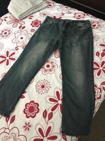 Mans jeans size 36