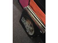 Drum and bass / jungle vinyl