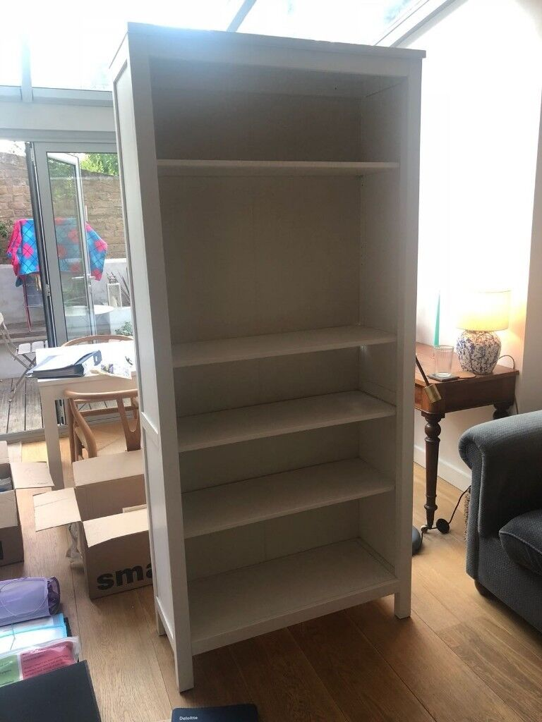 Free Ikea Hemnes Bookcase For Collection In Mile End