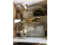 Bath, Mixer tap, Toilet, Shower Enclosure and Tray - New condition