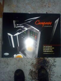 Campanini Coffee Machine